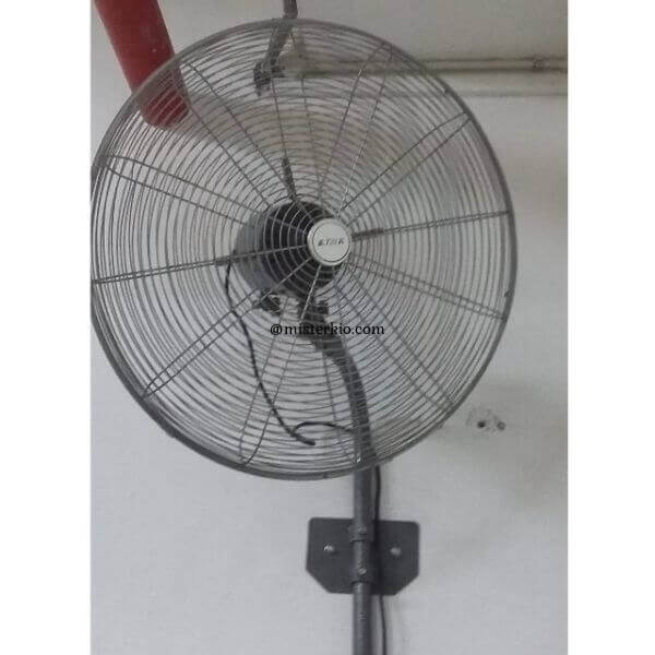 Wall Fan Industrial : Industrial wall fan g tack misterkio singapore