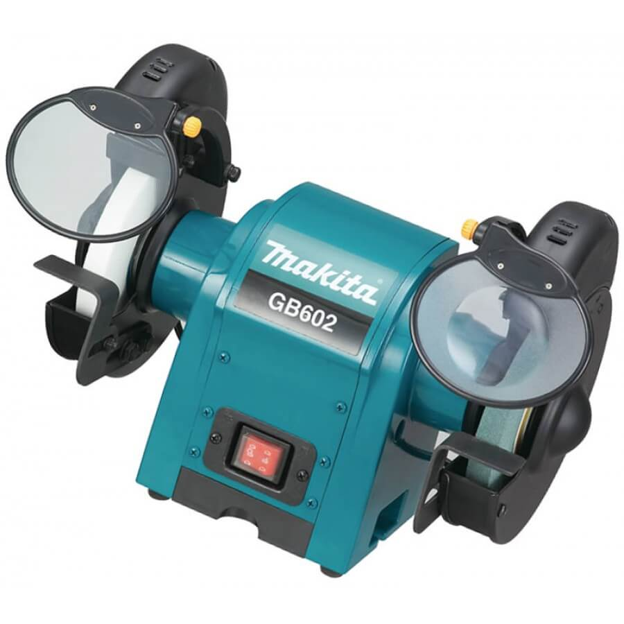Makita Gb602 150mm 6 Quot Bench Grinder 250w Misterkio